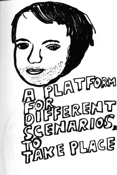 a_platform_for_different_scenarios_to_take_place